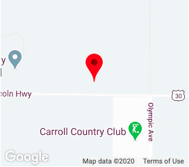 Map view of Carroll location